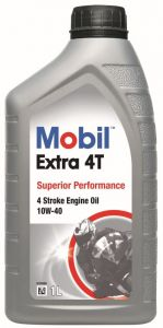 Mobil Extra 4T 10W-40