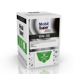 Mobil Super 3000 FORMULA F 0W30 Bag-in-Box