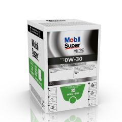 Mobil Super 3000 FORMULA VC 0W30 Bag-in-Box