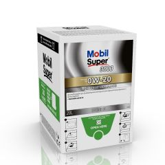 Mobil Super 3000 FORMULA VC 0W20 Bag-in-Box