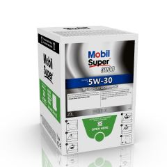 Mobil Super 3000 FORMULA P 0W30 Bag-in-Box