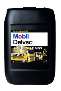 Mobil Delvac XHP Ultra LE MN9 5W-20