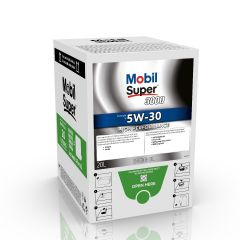 Mobil Super 3000 FORMULA V 5W30 Bag-in-Box