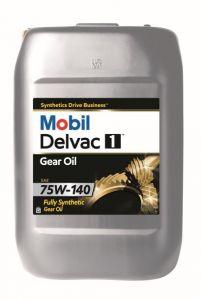 Mobil Delvac 1 Gear Oil 75W-140