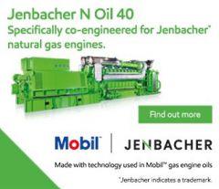 JENBACHER N OIL 40
