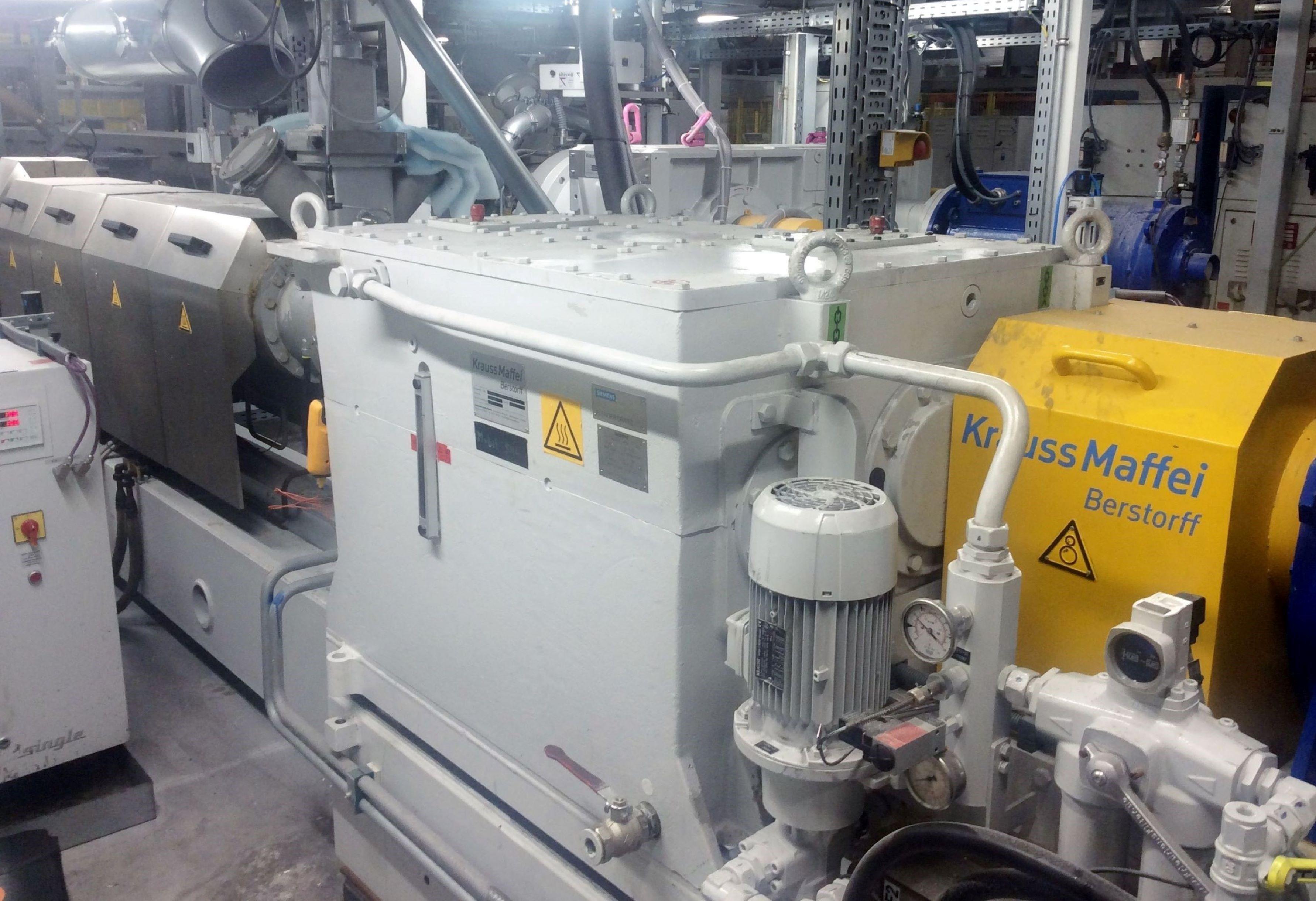 Mobil SHC Gear 320 zorgt voor 1,6% energiebesparing bij Abriso NV!