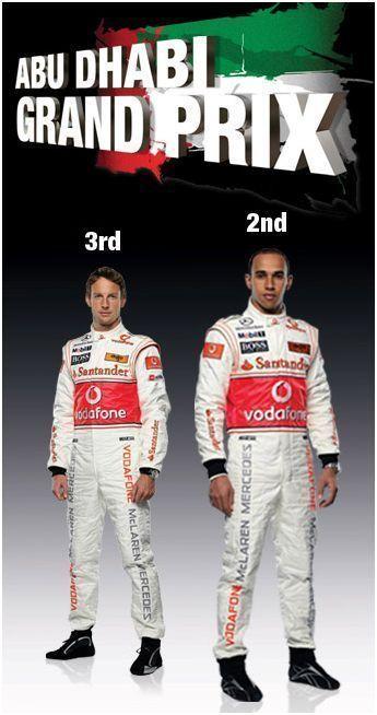 Sterke seizoensafsluiter voor Vodafone McLaren Mercedes