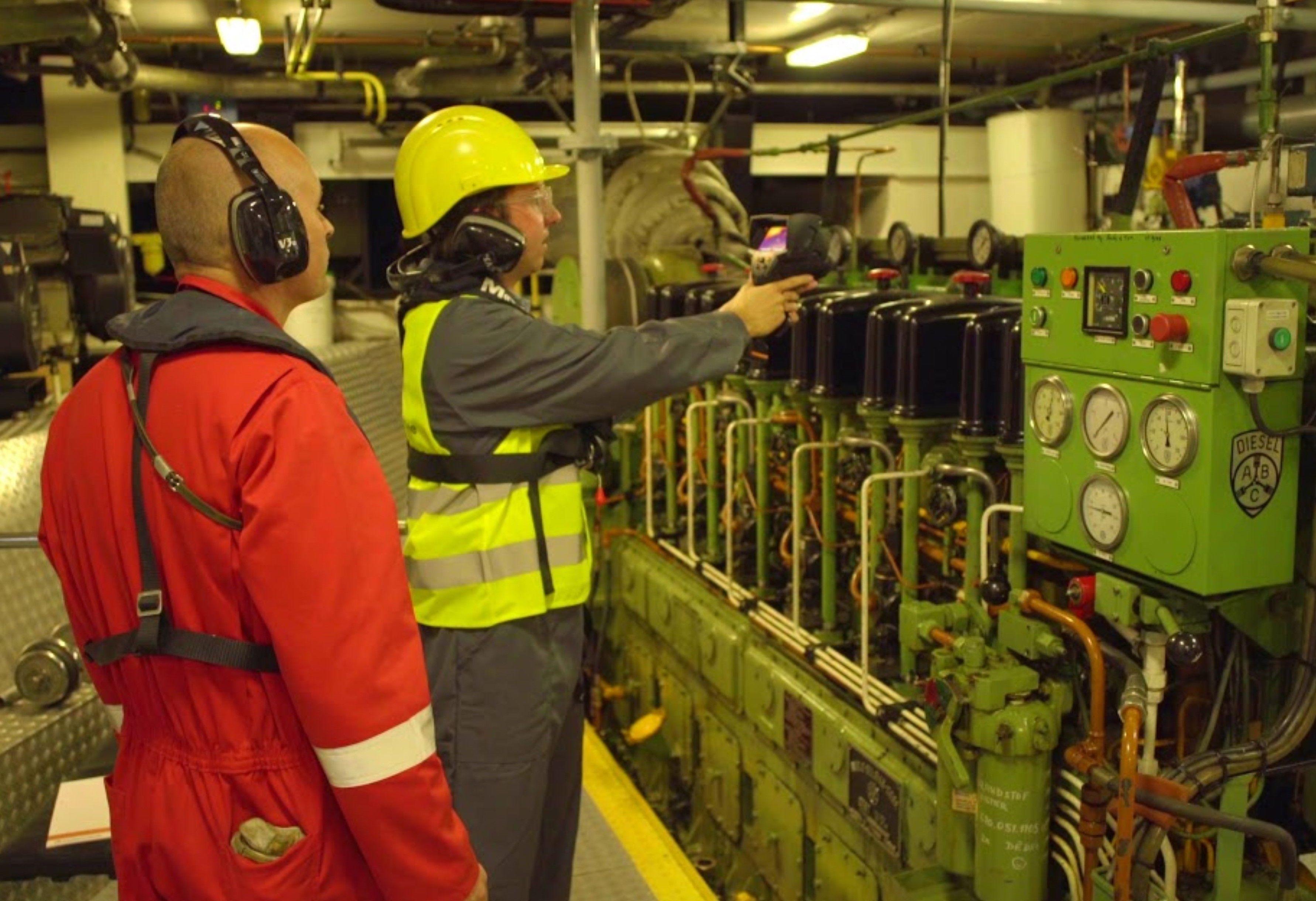 Ingelbeen-Soete, your ExxonMobil Marine specialist