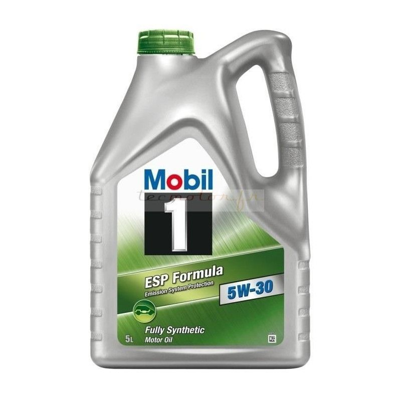 Proven: engines like new with Mobil 1 ESP Formula 5W-30
