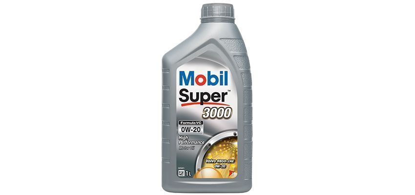 New product alert: Mobil Super™ 3000 Formula V 0W-20