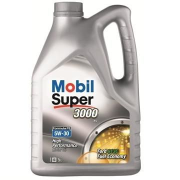 Mobil Super 3000 X1 Formula FE 5W-30 now available