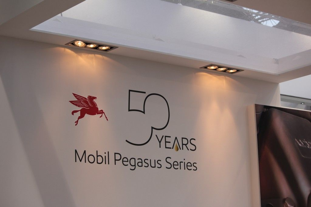ExxonMobil Launches Mobil Pegasus™ 605 Ultra 40