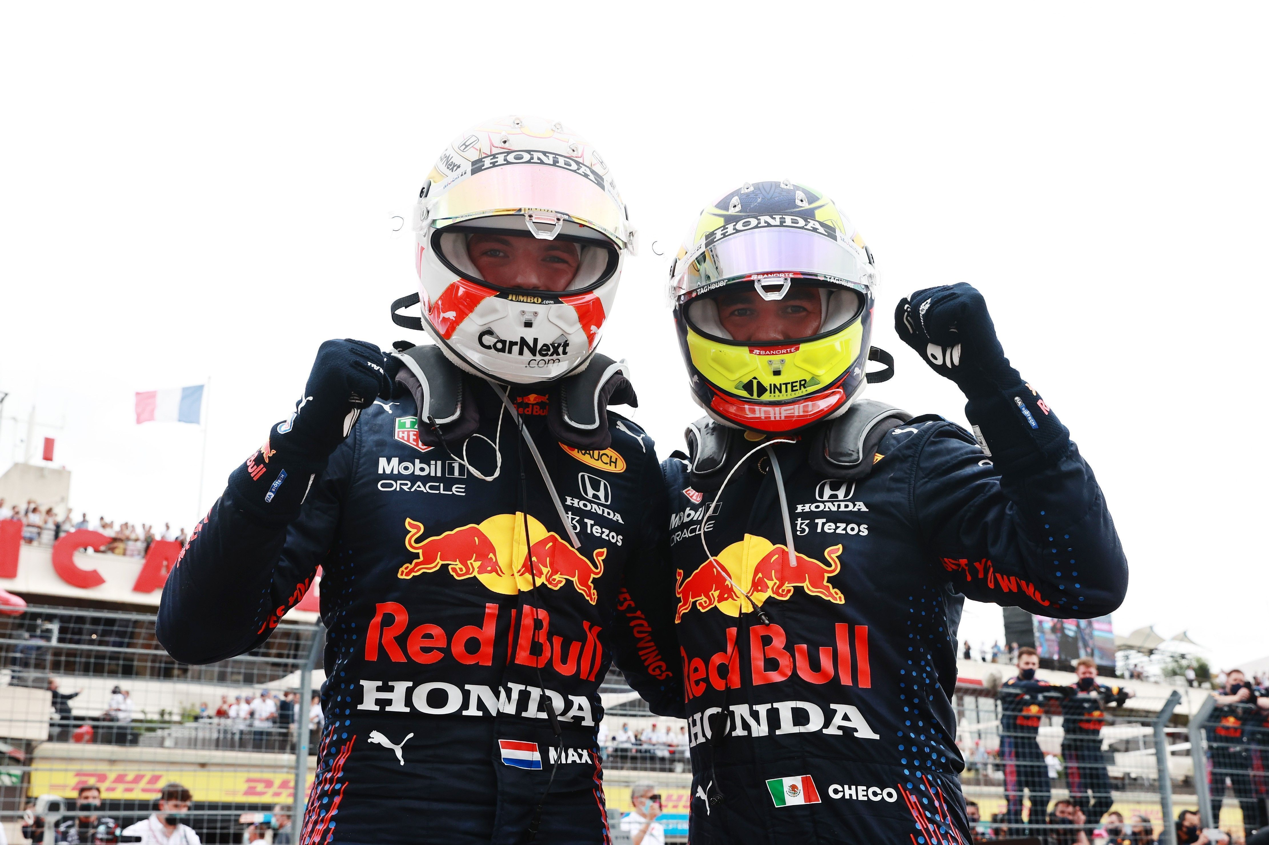 DOUBLE PODIUM FOR RED BULL RACING HONDA AT FRENCH GP