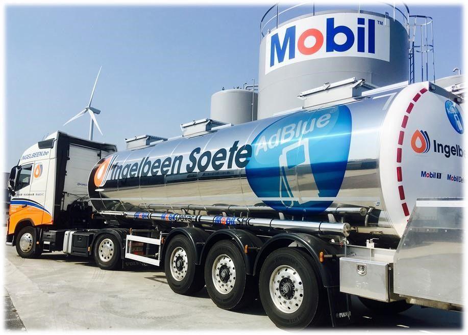 Brand new AdBlue truck!