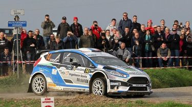 Partnership met Ford Fiesta Sporttrophy