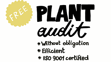 Request your free plant audit today!